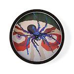 Spider Dan Wall Clock