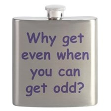 Get Odd Flask