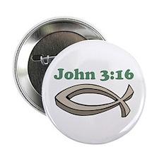 "John 316 2.25"" Button"