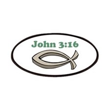 John 316 Patches