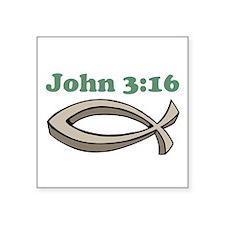 John 316 Sticker