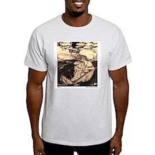 Rackham's Danae Ash Grey T-Shirt