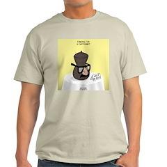 Funeral for a Cartoonist Light T-Shirt