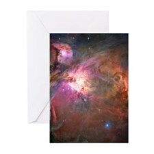 Orion Nebula Christmas Greeting Cards (Pkg 10)