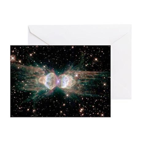 Mz 3 Ant Nebula Christmas Greeting Cards (10)