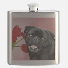 Easter pug a Flask