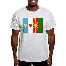 Rising four suns flags T-Shirt