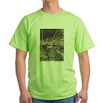 Rackham's Brother & Sister Green T-Shirt
