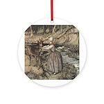 Rackham's Brother & Sister Ornament (Round)