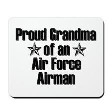 AF Proud Grandma Mousepad