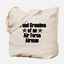 AF Proud Grandma Tote Bag