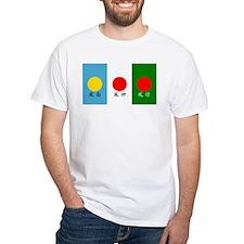 Rising suns flags/ winds T-Shirt
