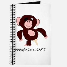 Senor Pirate Monkey Journal