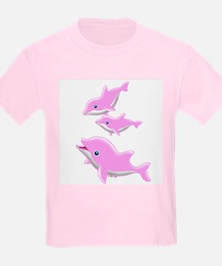 Pink Dolphin T-Shirt