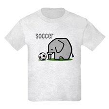 Soccer Elephant T-Shirt