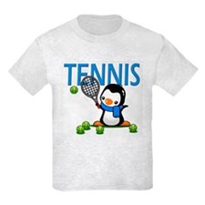 Tennis Penguin T-Shirt