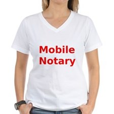 Mobile Notary T-Shirt