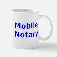 Mobile Notary Mug