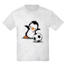 Soccer Penguin T-Shirt