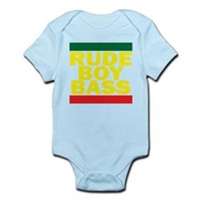 Rude Boy Bass Body Suit