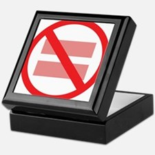 Marriage Equality - NOT ! Keepsake Box
