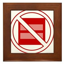 Marriage Pro-Inequality Framed Tile