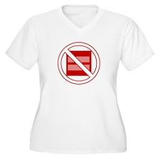 Marriage Pro-Inequality Plus Size T-Shirt