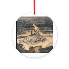 Rackham's Caporushes Ornament (Round)