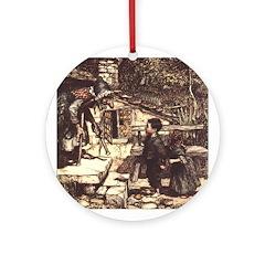 Rackham's Hansel and Grethel Ornament (Round)