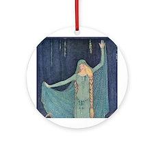 Abbott's Two Kings' Children Ornament (Round)