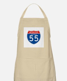 Interstate 55 - AR BBQ Apron