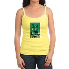 russian_blue_tee Tank Top