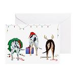 Catahoula Christmas Greeting Cards (Pk of 10)