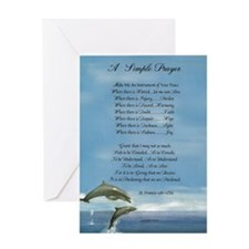 Pope Francis St. Francis SIMPLE PRAYER-Dolphins Gr