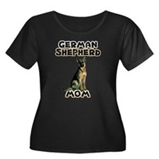 German Shepherd Mom T
