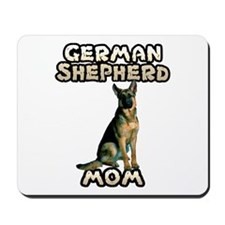 German Shepherd Mom Mousepad