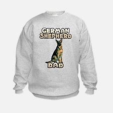 German Shepherd Dad Sweatshirt