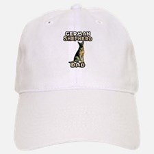 German Shepherd Dad Baseball Baseball Cap