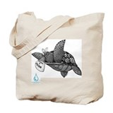 Ocean conservation Totes & Shopping Bags