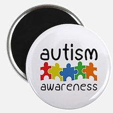 "Autism Awareness 2.25"" Magnet (10 pack)"