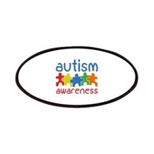 Autism Awareness Patches