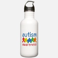 Autism Awareness Water Bottle