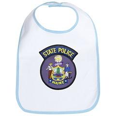 Maine State Police Bib