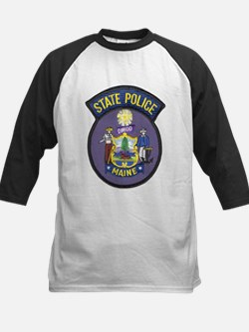 Maine State Police Tee