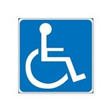 Handicapped Stickers