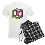 Cube Illusion Pajamas