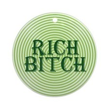 rich-b-b.png Ornament (Round)