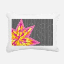 Morgan's Star Rectangular Canvas Pillow