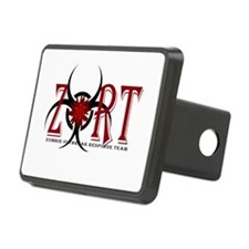 Zombie Outbreak Response Team Logo Hitch Cover