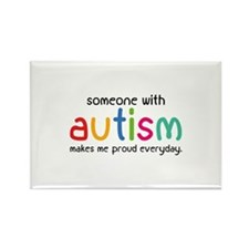 Someone With Autism Makes Me Proud Everyday Rectan